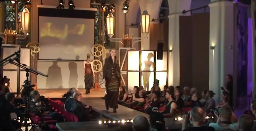 Modeshow in Leeuwenbergh